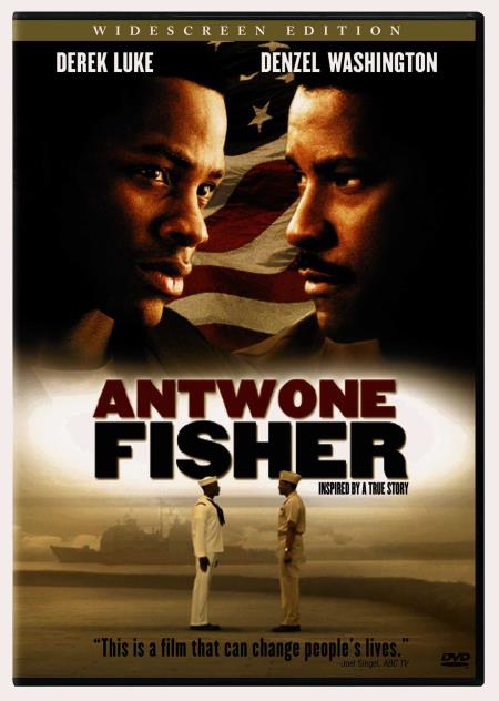 Antwone Fisher DVD Cover Art