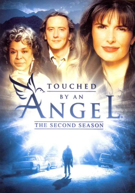 Touched by an Angel - The Complete Second Season DVD Boxset Cover Art