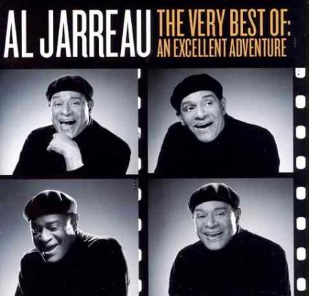 Al Jarreau - The Very Best of Al Jarreau: An Excellent Adventure CD Cover Art