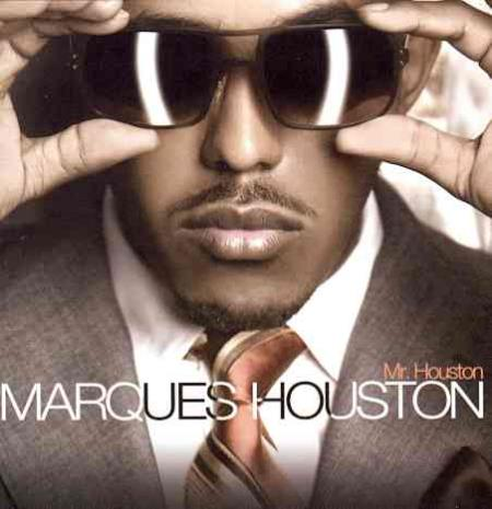 Marques Houston - Mr. Houston CD Cover Art