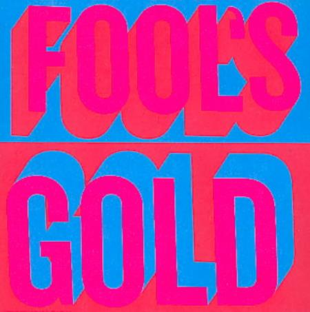 Fool's Gold - Fool's Gold CD Cover Art