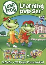 LeapFrog: Learning DVD Set DVD Cover Art
