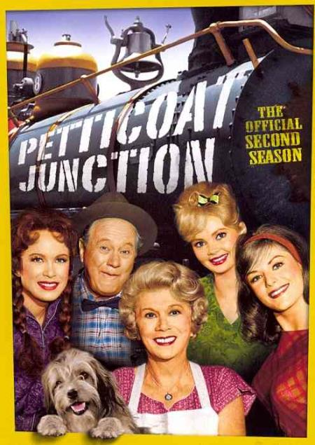 Petticoat Junction - The Official Second Season DVD Boxset Cover Art