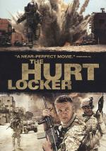 The Hurt Locker DVD Cover Art