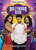 Bollywood Hero DVD Cover Art
