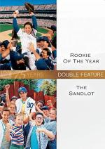 Sandlot/Rookie of the Year - Double Feature DVD Cover Art
