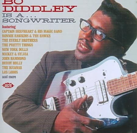 Various Artists - Bo Diddley Is a Songwriter [Ace] CD Cover Art