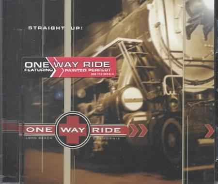 One Way Ride - Straight Up! CD Cover Art
