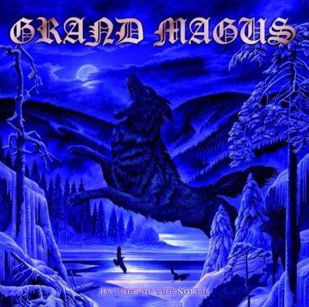 Grand Magus - Hammer of the North CD Cover Art