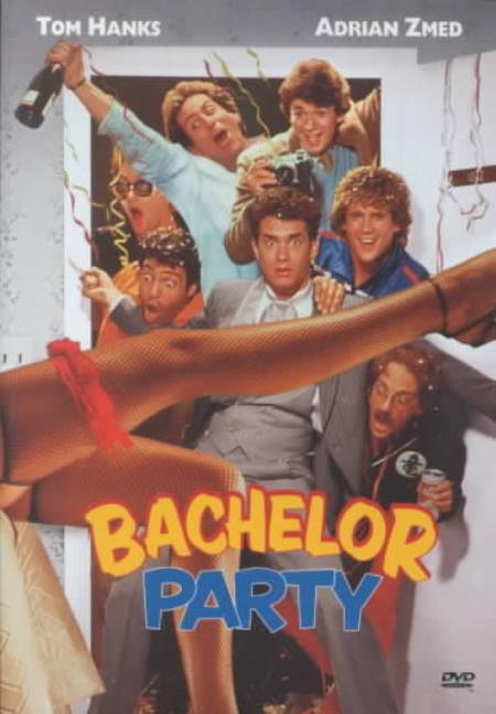 Bachelor Party DVD Cover Art