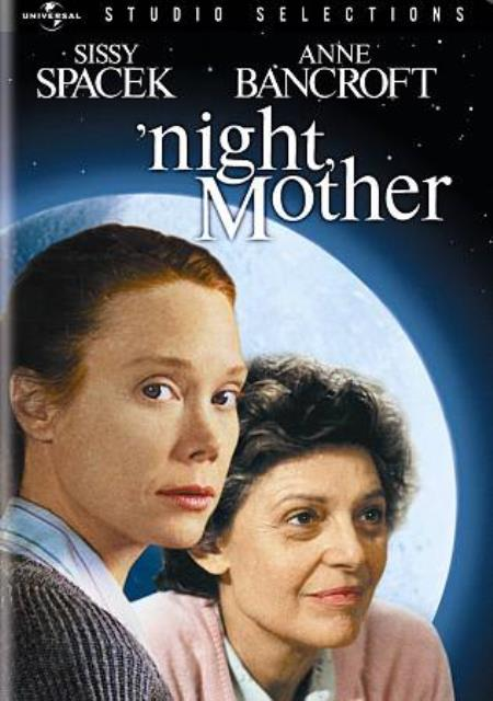 Night Mother DVD Cover Art