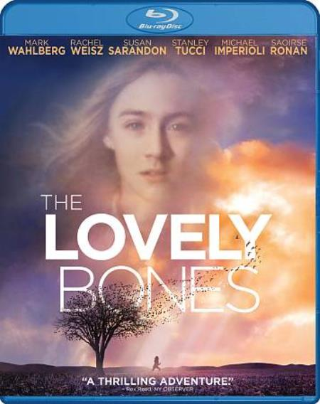The Lovely Bones Blu-ray Cover Art