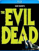 The Evil Dead Blu-ray Cover Art