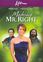 Making Mr. Right DVD Cover Art