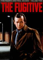 The Fugitive: The Fourth and Final Season, Vol. 2 DVD Boxset Cover Art