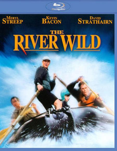 The River Wild Blu-ray Cover Art