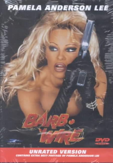 Barb Wire DVD Cover Art