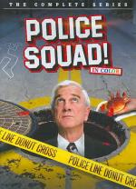 Police Squad! - The Complete Series DVD Cover Art