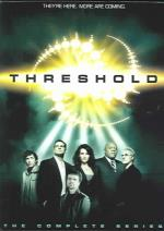 Threshold - The Complete Series DVD Boxset Cover Art
