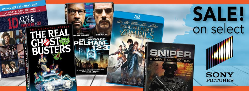 Sony Promotional Items