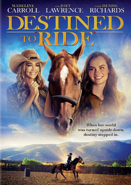 Destined to Ride DVD Cover Art