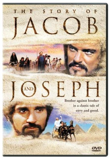 The Story of Jacob & Joseph DVD Cover Art